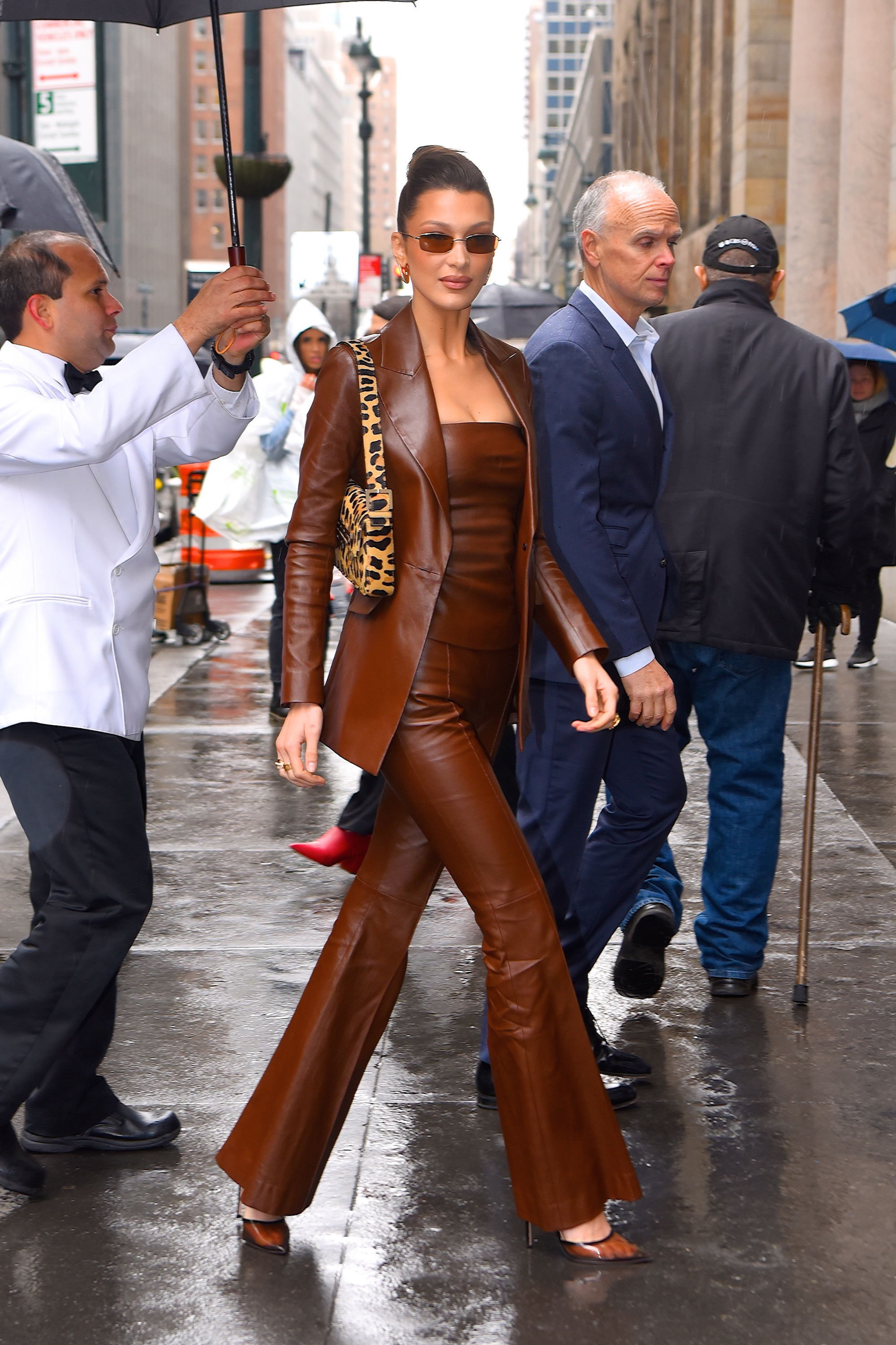 Bella Hadid Street Style Outfits