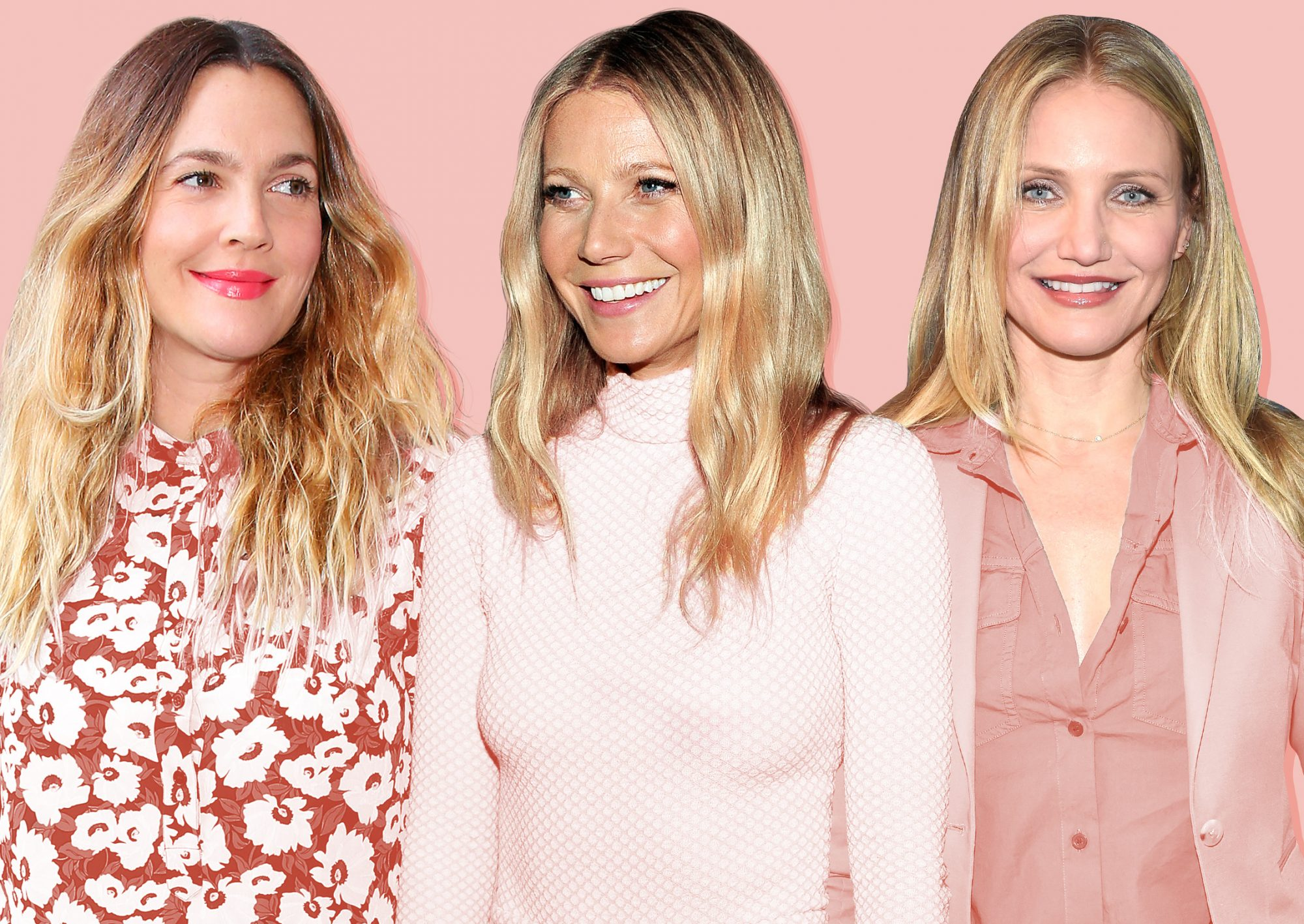 Cameron Diaz Getting Fucked gwyneth paltrow, drew barrymore, and cameron diaz let us