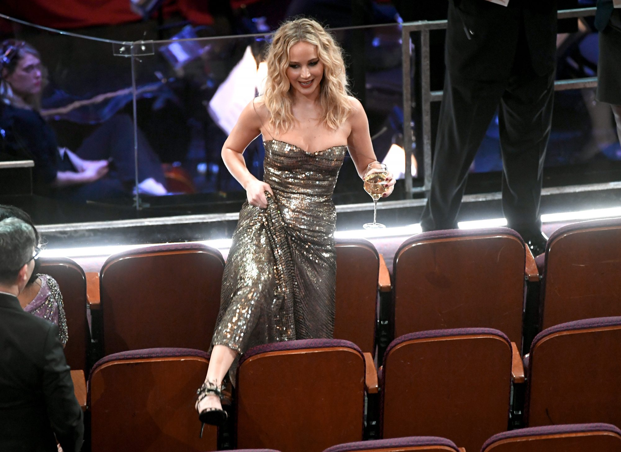 90th Annual Academy Awards - Show