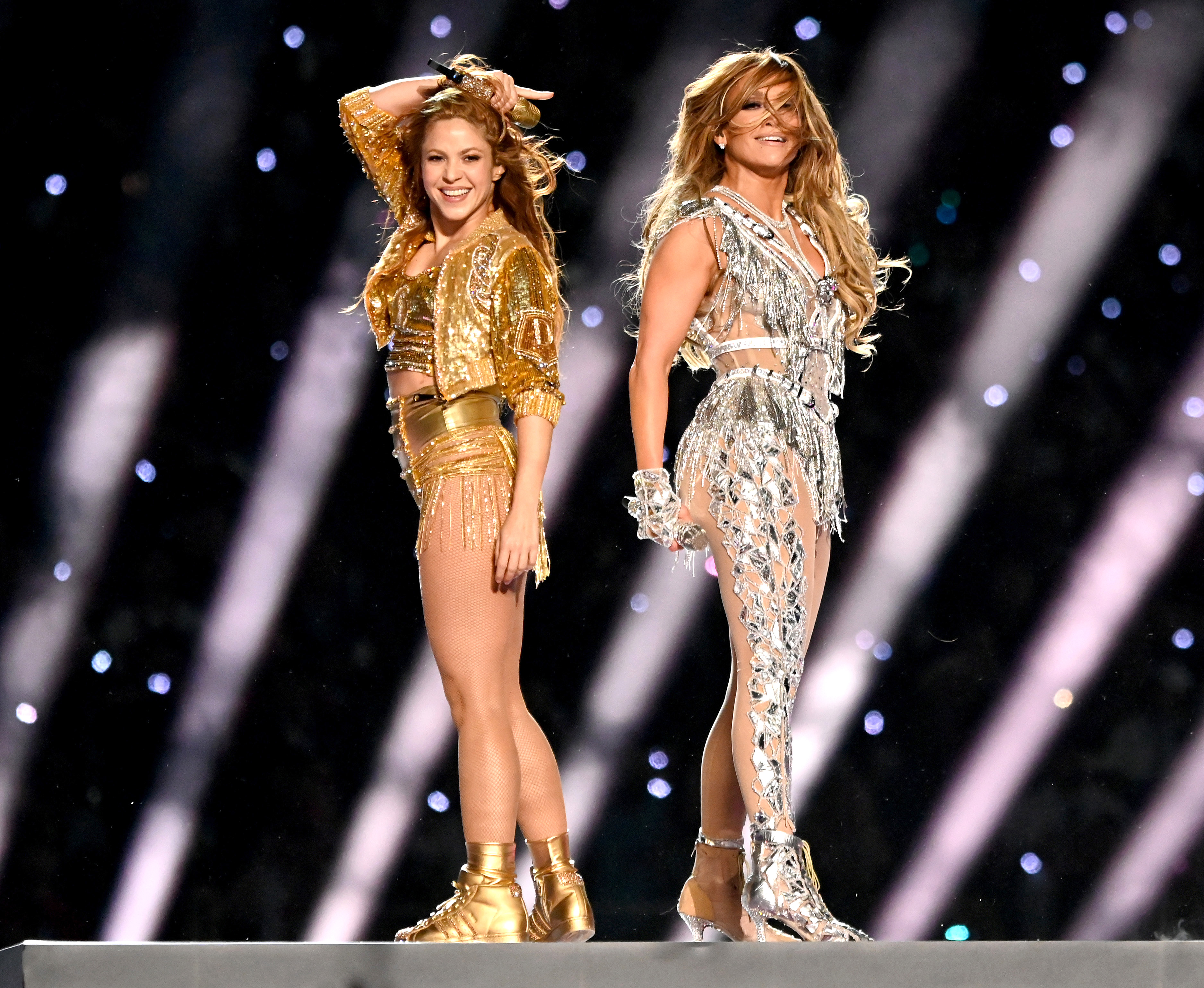 Jennifer Lopez and Shakira Criticized for Being Too Sexy at Super Bowl