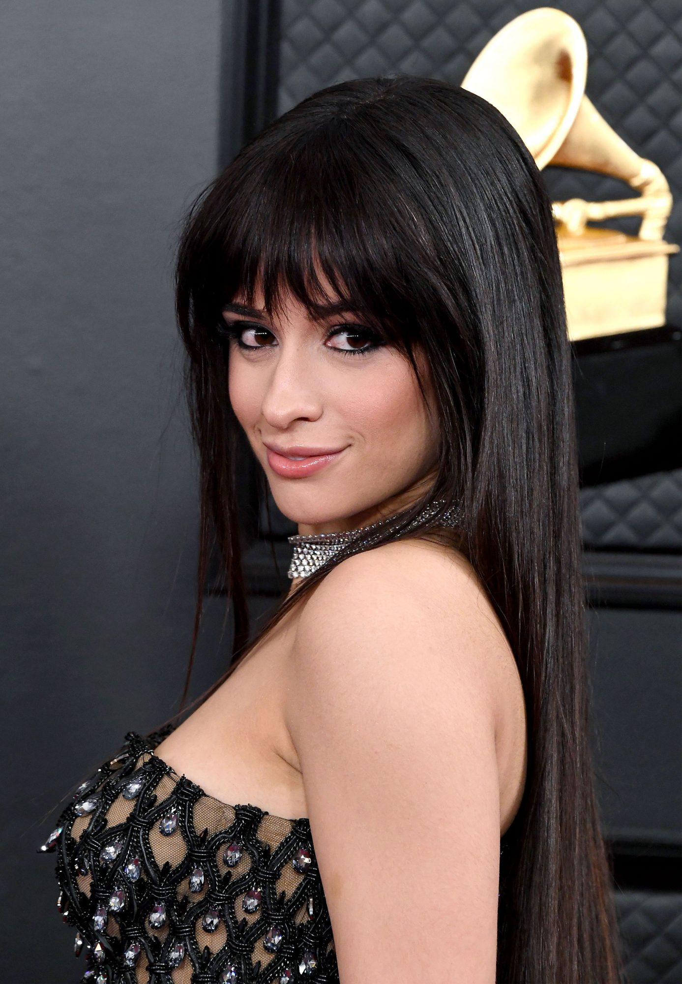 How to Trim Your Bangs - Camila Cabello