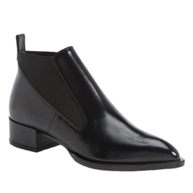 Yarrow Leather Chelsea Ankle Boots