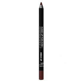 Make Up For Ever Aqua Lip in Chocolate Brown