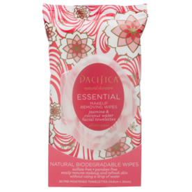 Pacifica Essential Makeup Removing Wipes