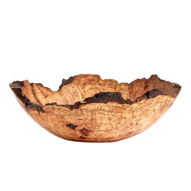 Peterman Cherry Burl Bowl