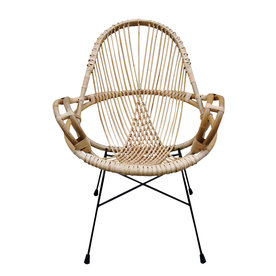 Dear Keaton Rattan Chair