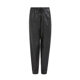 Nappa Leather Jogging Trousers