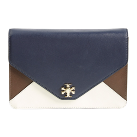 'Kira' Colorblock Envelope Clutch