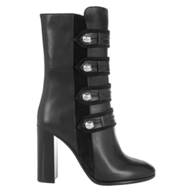 Arnie leather boots