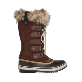Sorel Suede and leather boots