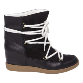 Forever 21 Wedge bootie