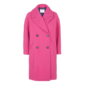 Topshop Wool coat