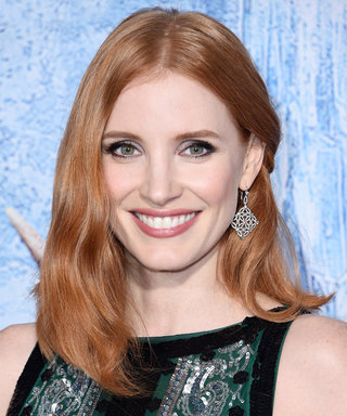 """WESTWOOD, CALIFORNIA - APRIL 11: Jessica Chastain arrives at the Premiere Of Universal Pictures' """"The Huntsman: Winter's War"""" on April 11, 2016 in Westwood, California. (Photo by Steve Granitz/WireImage)"""