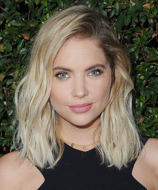 Actress arrives at the Celebration For Freeform's  Pretty Little Liars  Final Season at Siren Studios on October 29, 2016 in Hollywood, California.