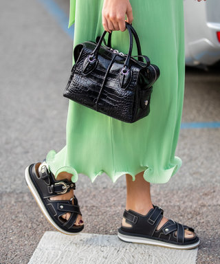 types of sandals, chunky sandals