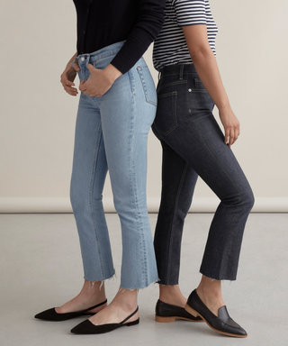 Everlane Kick Crop