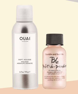 Oily Hair Products