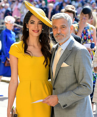 Amal and George Clooney placeholder lead