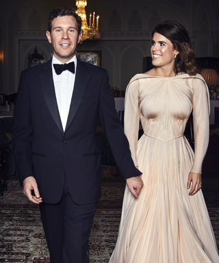 Princess Eugenie reception lead