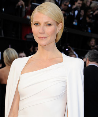 Gwyneth Paltrow wedding dress lead