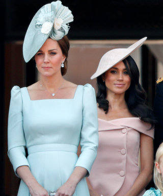 Kate and Meghan lead