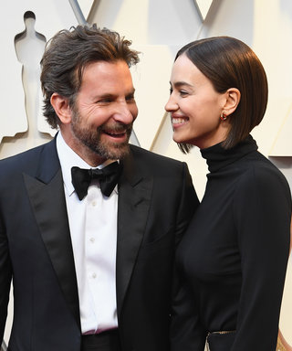 HOLLYWOOD, CA - FEBRUARY 24:  Bradley Cooper and Irina Shayk attend the 91st Annual Academy Awards at Hollywood and Highland on February 24, 2019 in Hollywood, California.  (Photo by Steve Granitz/WireImage)