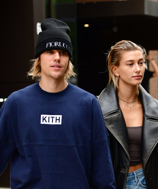 NEW YORK, NY - SEPTEMBER 14:  Justin Bieber and Hailey Baldwin seen on the streets of Brooklyn on September 14, 2018 in New York City.  (Photo by James Devaney/GC Images)