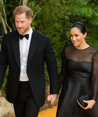Meghan Markle & Prince Harry