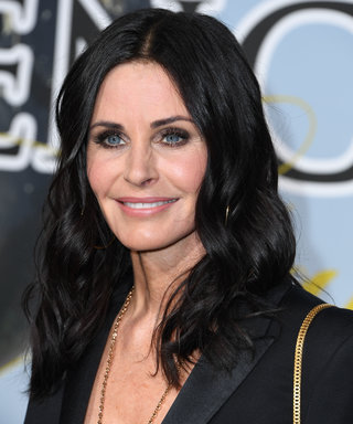 Courteney Cox Friends Reunion