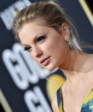 Taylor Swift Golden Globe Awards - Arrivals