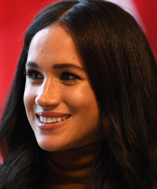 Meghan Markle - The Duke And Duchess Of Sussex Visit Canada House