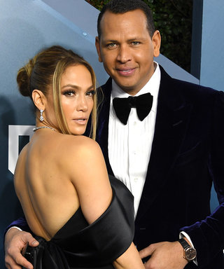 jennifer lopez alex rodriguez - 26th Annual Screen Actors Guild Awards - Arrivals