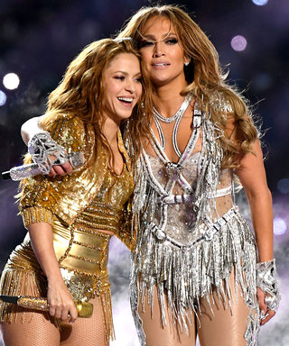 Jennifer Lopez and Shakira - Pepsi Super Bowl LIV Halftime Show