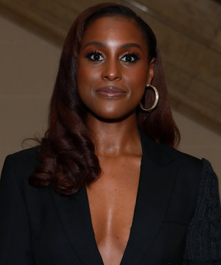 Issa Rae - Vera Wang - Front Row - February 2020 - New York Fashion Week