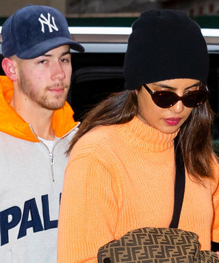 Priyanka Chopra and Nick Jonas in NYC