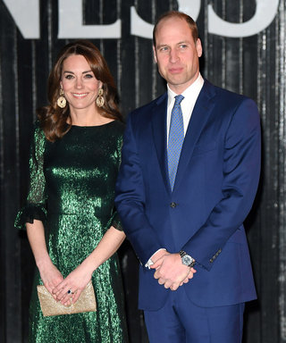 KAte and William Video Conference Zara Sweater