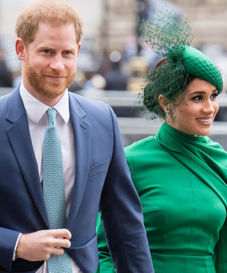 Prince Harry and Meghan Markle - Commonwealth Day Service 2020