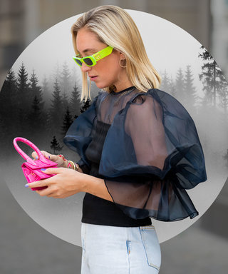 vintage trends to shop on etsy, puff sleeve fashion trend