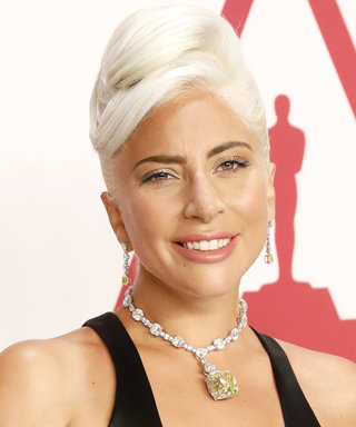 Lady Gaga - 91st Annual Academy Awards - Press Room
