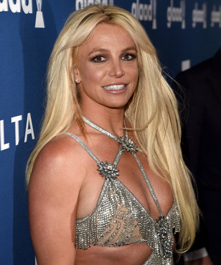 Britney Spears - 29th Annual GLAAD Media Awards Los Angeles - Red Carpet