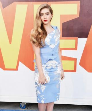 Willow Shields at the MTV Movie Awards