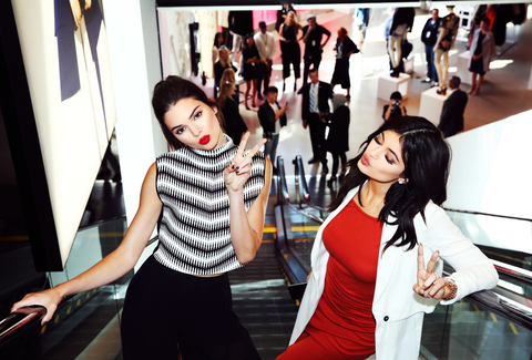Kendall and Kylie Jenner - Embed