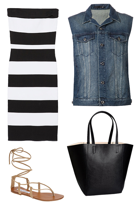 Strapless Dress To Work - Embed 1