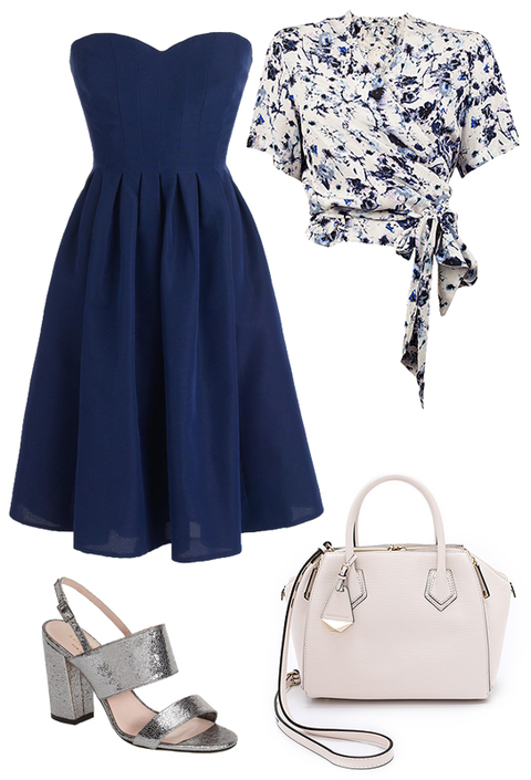 Strapless Dress To Work - Embed 2