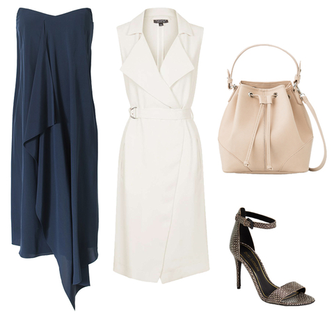 Strapless Dress To Work - Embed 3