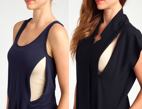 Maternity Jumpsuit - Embed