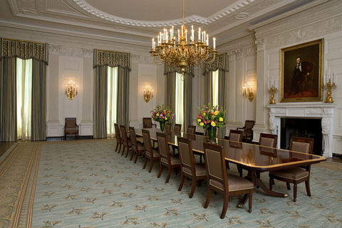 The State Dining Room - Embed 3