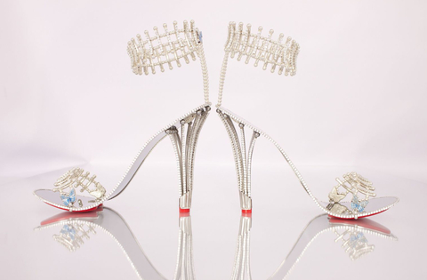Beyonce's Shoes Embed