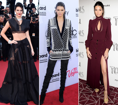 Celeb Sister Style Kendall