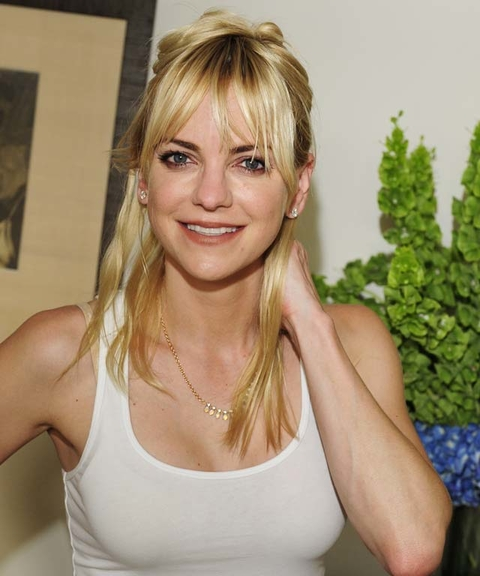 Anna Faris/Day of Indulgence - Embed